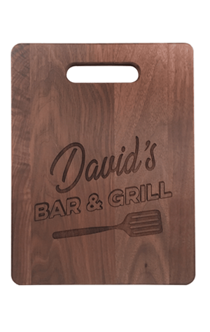 Cutting Boards and Paddles