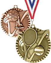 "2"" Victory Scene Medals"