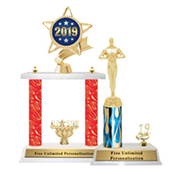 Custom Column Trophies