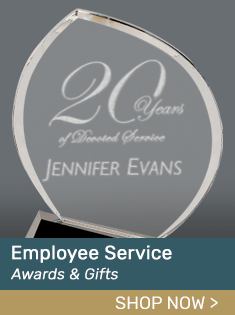 Employee Recognition Trophy
