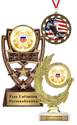Coast Guard Medals and Service Awards
