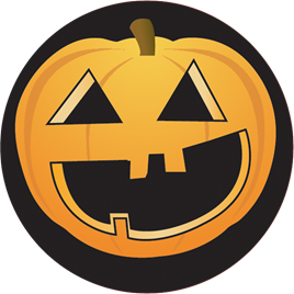 Pumpkin Trophy & Halloween Awards - K2 Awards