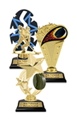 Youth Hockey Trophies