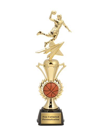 Male Basketball Radiance Trophy