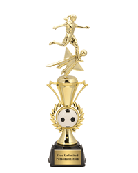 Female Soccer Radiance Trophy