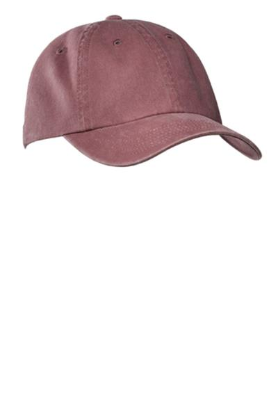 Port Authority Garment Washed Cap