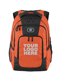 OGIO Hot Orange Logan Pack