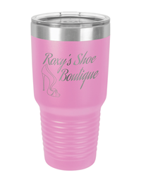 30 oz Light Purple Polar Camel Ringneck Tumbler
