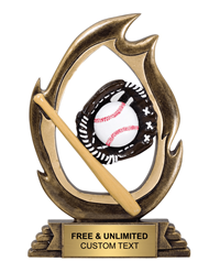 Flame Baseball Award