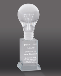 Crystal Light Bulb Award