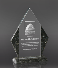 Bristol Glass Granite Award