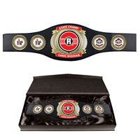 Perpetual Champion Award Insert Belt