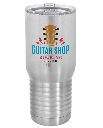 20 oz. Tall Sublimatable Stainless Steel Tumbler