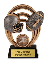 Halo Football Trophy