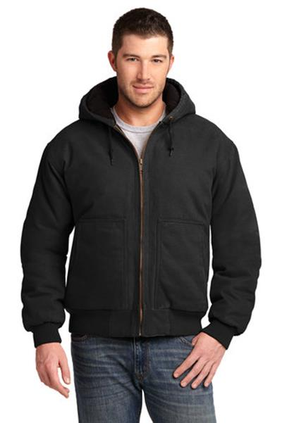 CornerStone Insulated Hooded Work Jacket