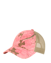 Port Authority Camouflage Mesh Back Cap