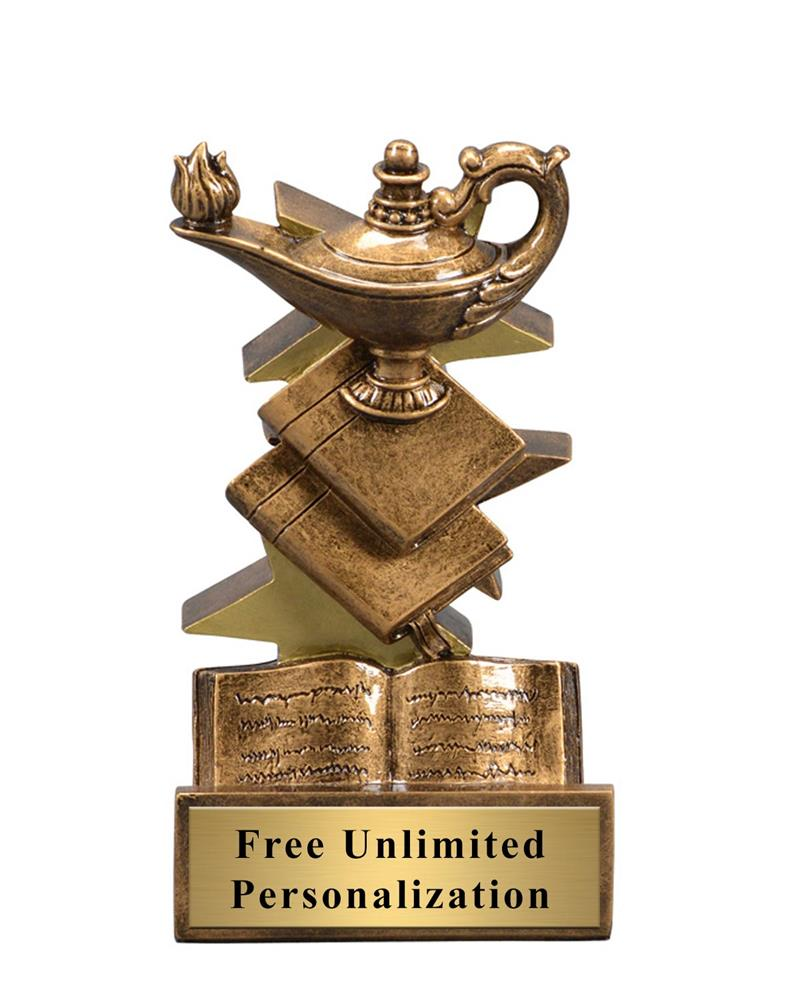 Star Step Academics Trophy