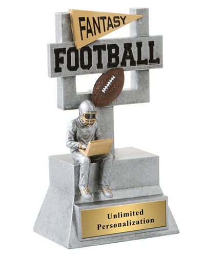 Fantasy Football Winner Trophy