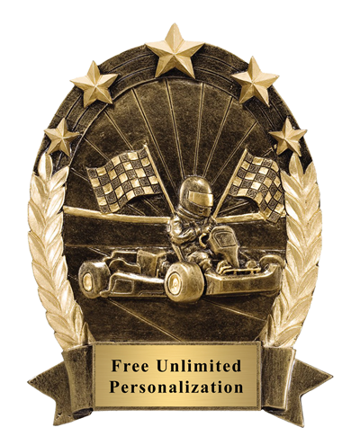 Five Star Oval Racing Award
