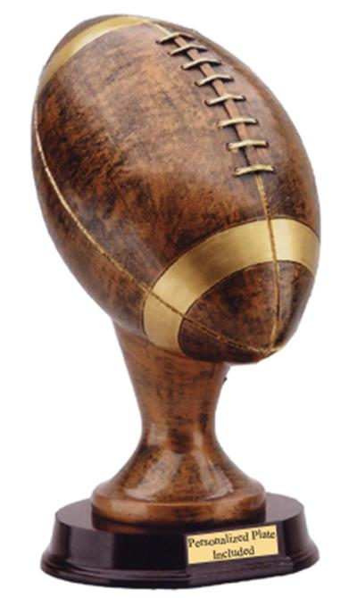 Football Sculpture Trophy