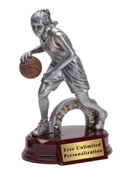 Prestige Basketball Trophy - Female