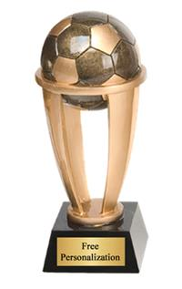 Tower Soccer Trophy