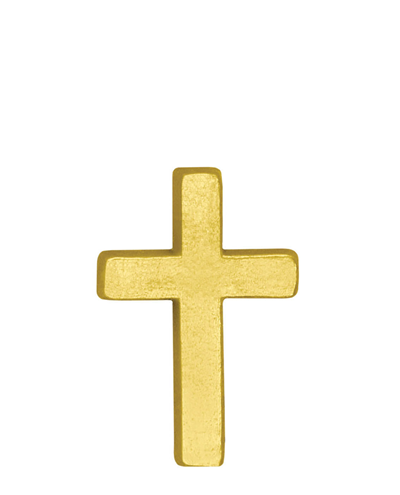 Sports Chenille Pin - Cross