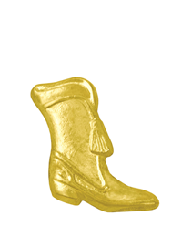 Sports Chenille Pin - Majorette Boot