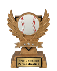 Victory Wing Baseball Award