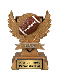 Victory Wing Football Award