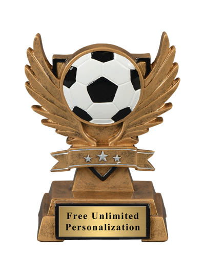 Victory Wing Soccer Award