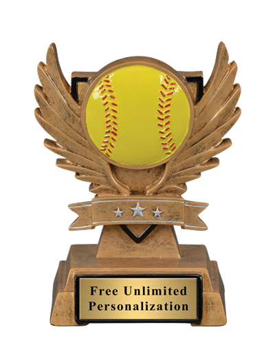 Victory Wing Softball Award