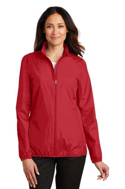 Port Authority Ladies Zephyr Full-Zip Jacket