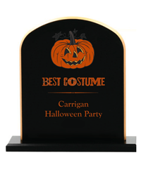 Pumpkin Tombstone Award