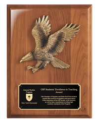 Eagle American Tribute Plaque
