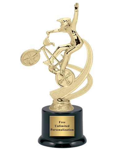 Motion BMX Bike Trophy