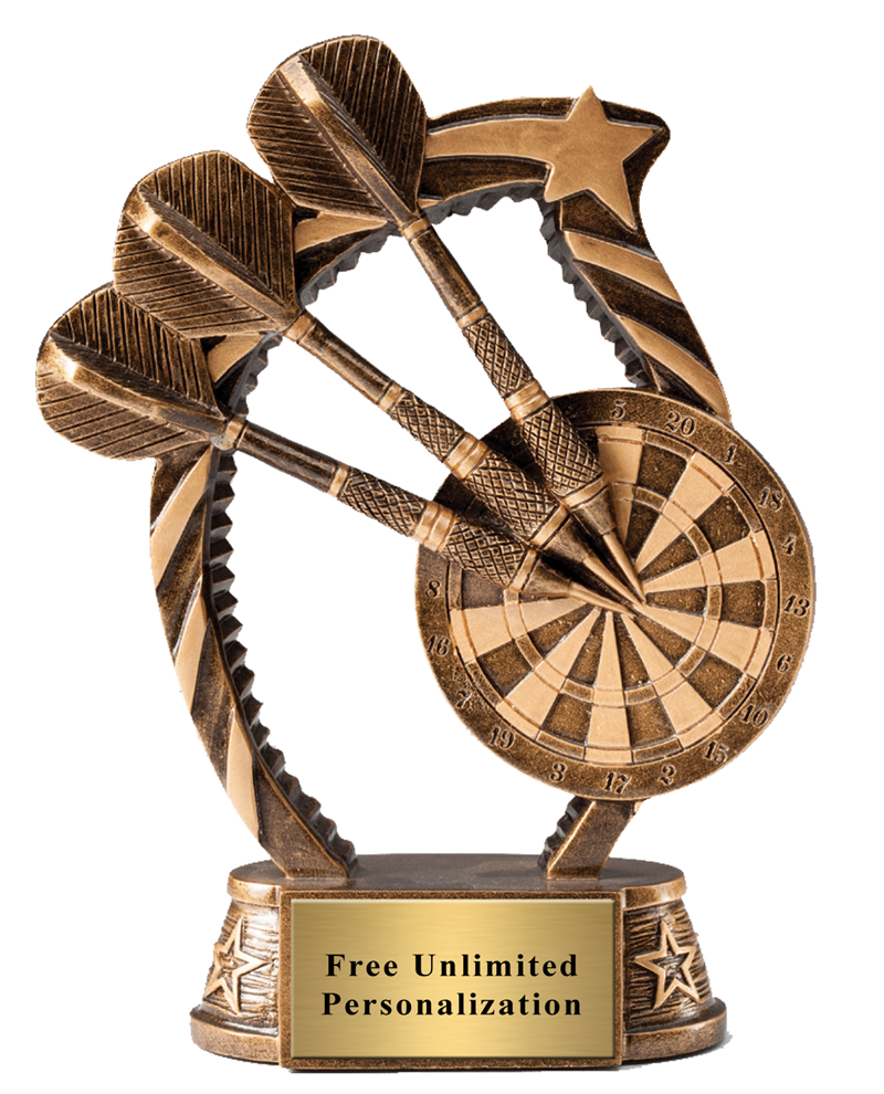 Running Star Darts Trophy