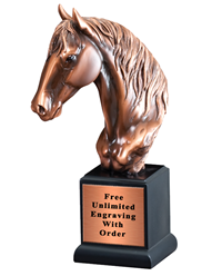 Horse Head Sculpture Award