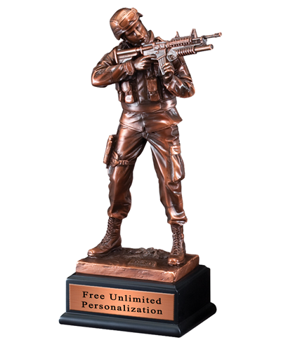 Army Hero Sculpture Award