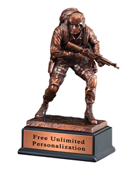 Marine Hero Sculpture Award