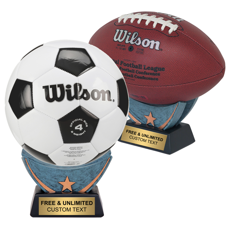 Signature Ball Holder Trophy