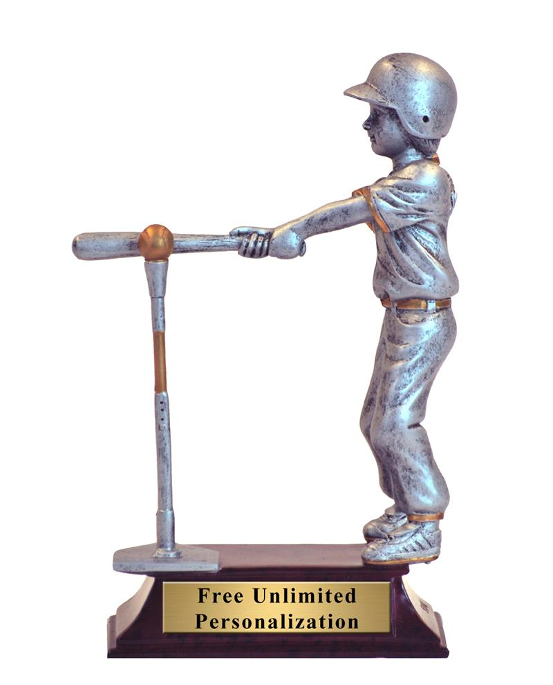 Large Elite TBall Trophy - Female