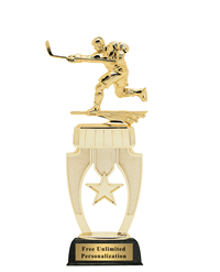 Star Riser Hockey Trophy