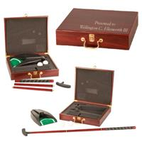 Personalized Executive Golf Set