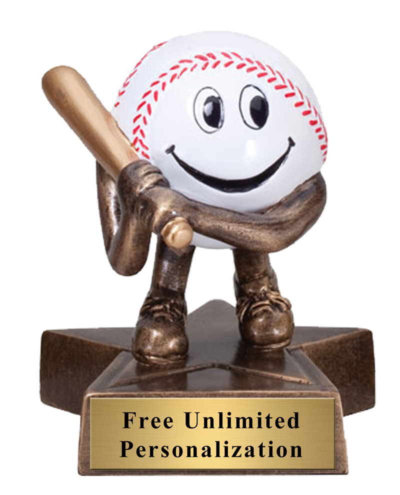 Little Buddy Baseball Trophy