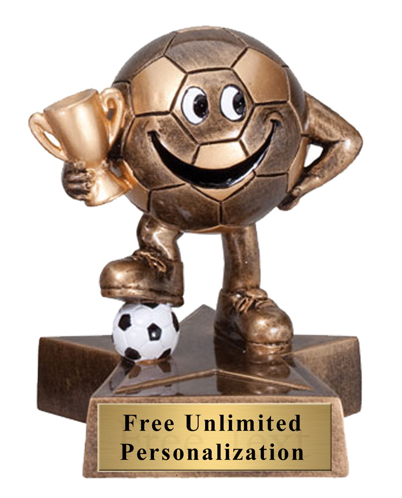 Little Buddy Soccer Trophy