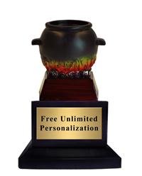 Champion Chili Pot Trophy