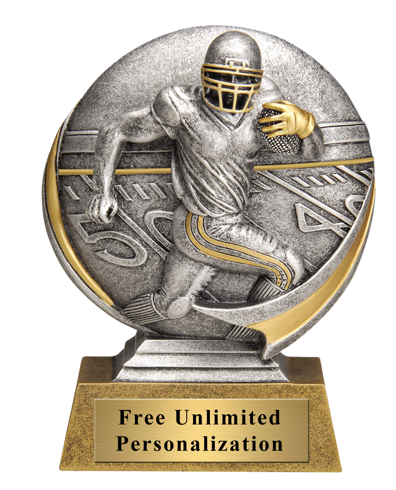 Football Motion Extreme Trophy