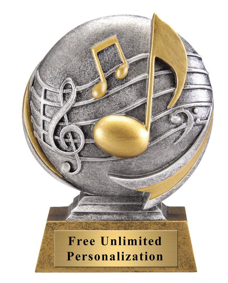 Music Motion Extreme Trophy