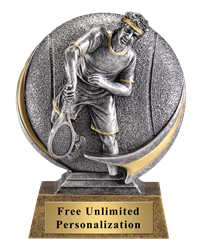 Tennis Motion Extreme Trophy - Male